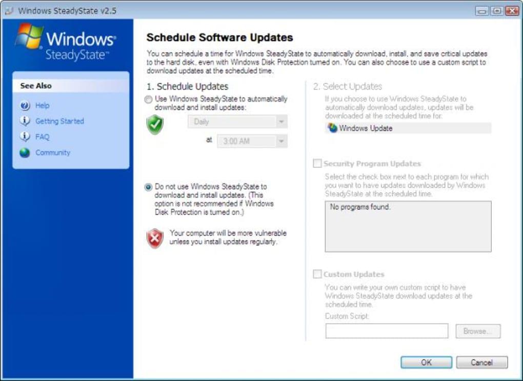 Windows SteadyState (Windows) - Download