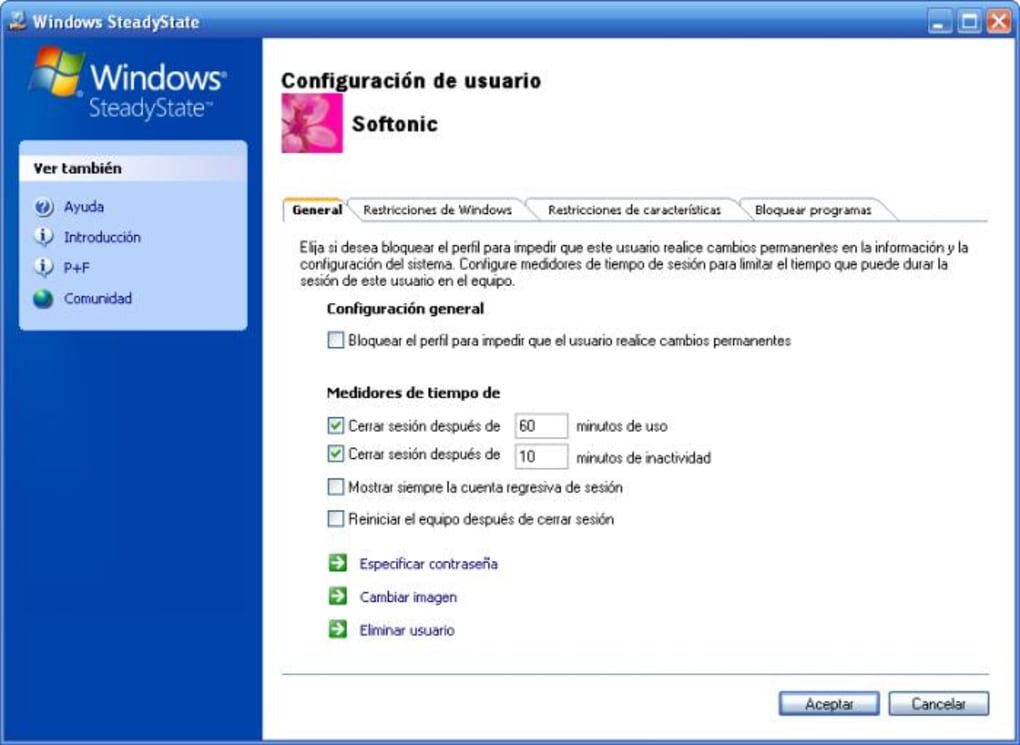 Windows SteadyState will be phased out