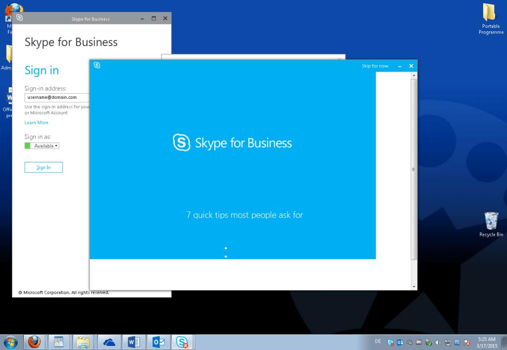 skype gratis in italiano per windows 8.1