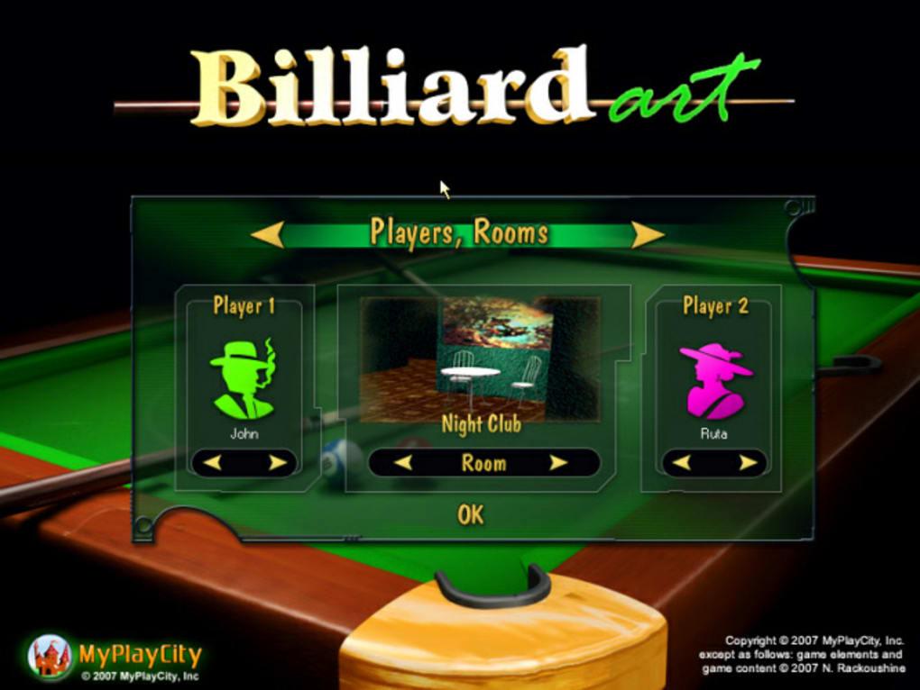 jeux de billard gratuit softonic