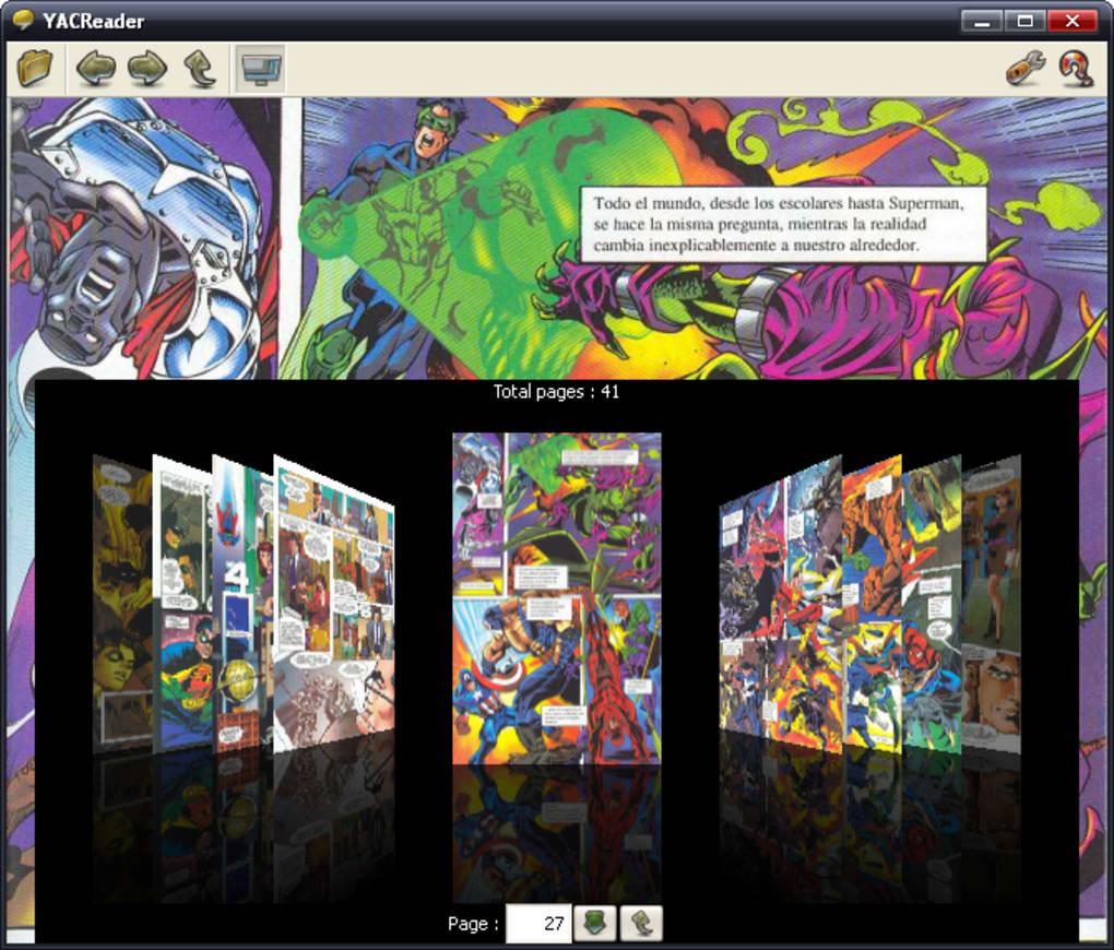 YACReader - Download