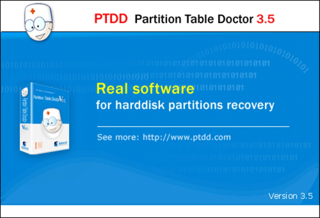 Partition table doctor t l charger - Reparer table de partition disque dur ...
