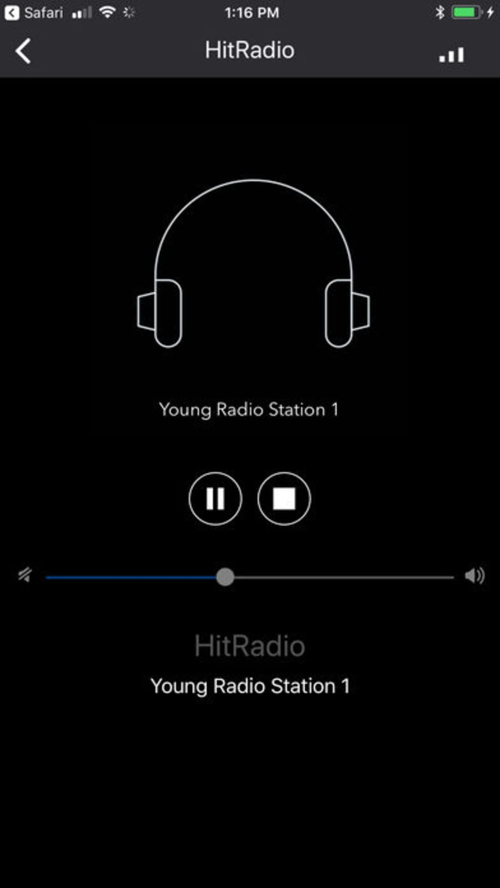 Young Radio for iPhone - Download