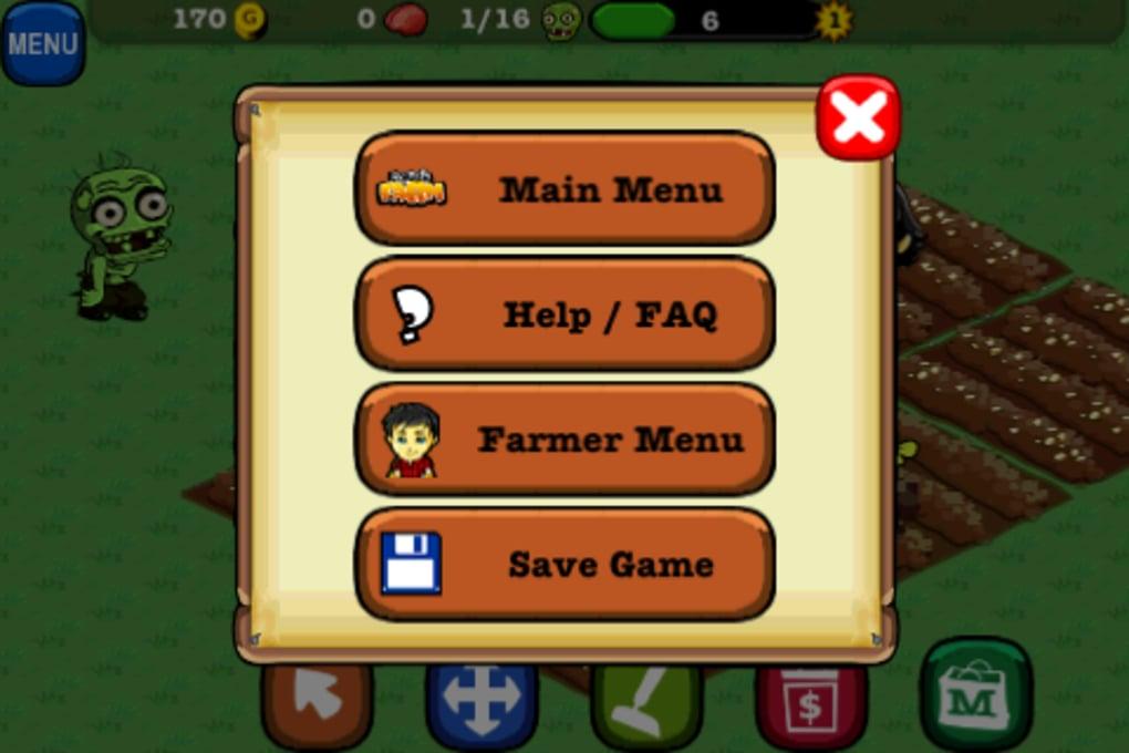 Zombie Farm Para Iphone Descargar