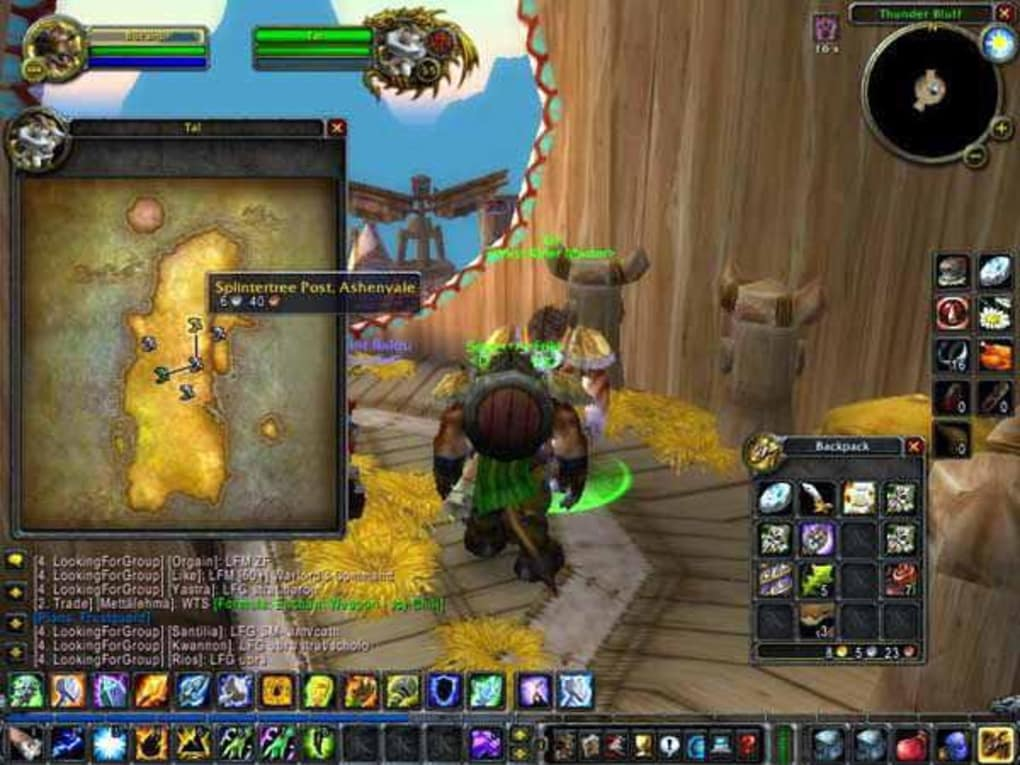 World of warcraft: the burning crusade download.
