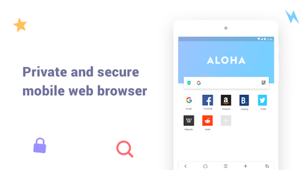 Aloha Browser Lite - Private browser and free VPN for Android - Download
