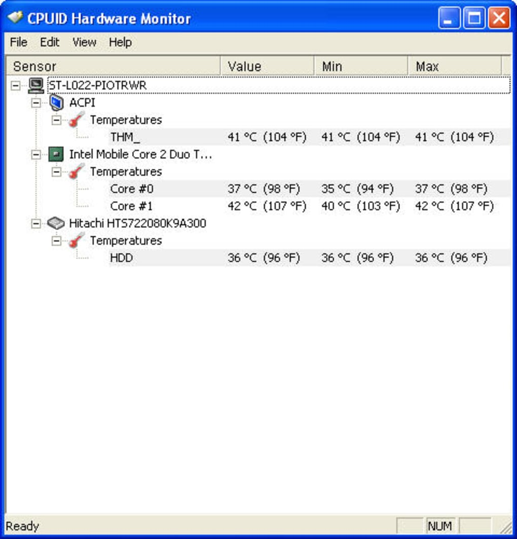 Cpuid hwmonitor free download for windows.