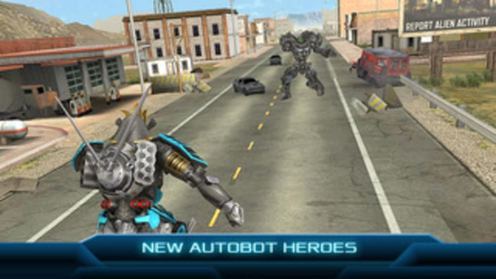 Transformers Age Of Extinction The Official Game For Iphone Download