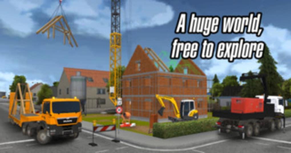 Construction simulator 2014 download free