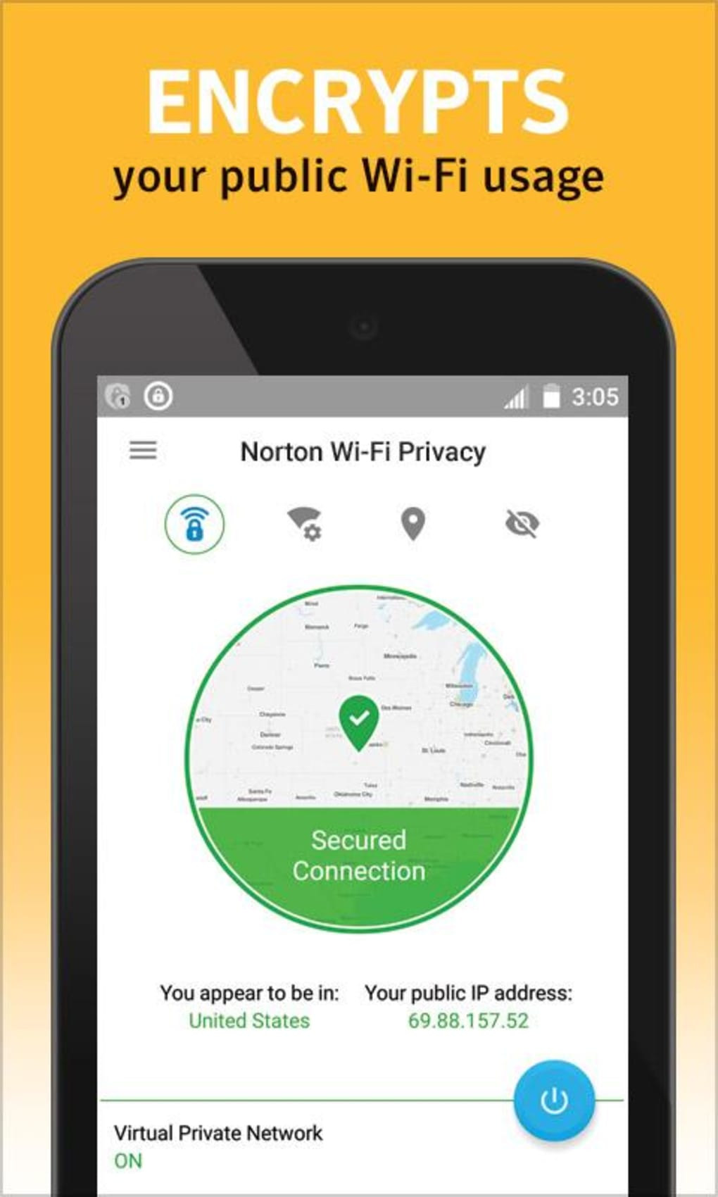 UltraSurf Security, Privacy & Unblock VPN