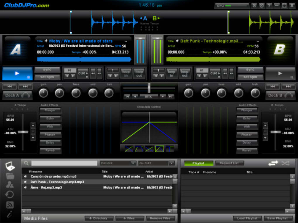 prodj software