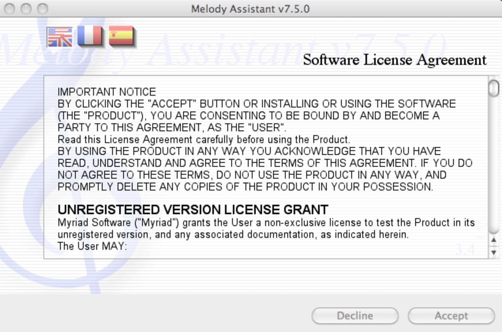 Melody Assistant for Mac - Download
