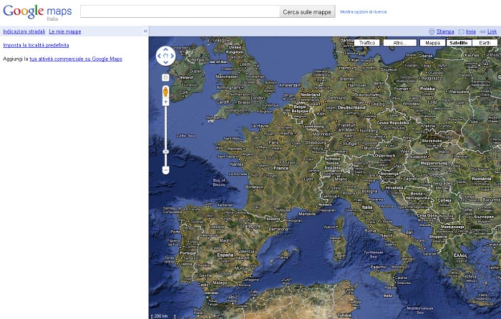 Cartina Mondo Google Maps.Google Maps Online