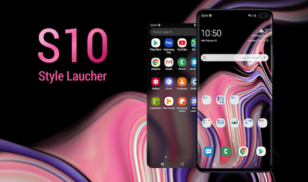 S10 Launcher - New S10 Plus Theme with One UI for Android - Download