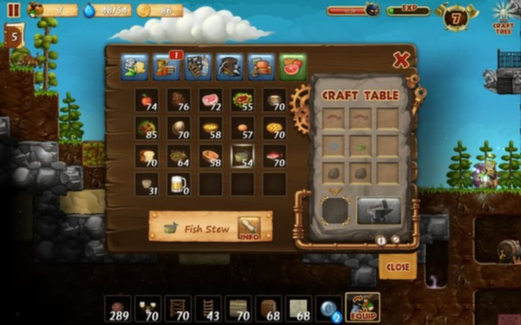 crafting and building descargar pc