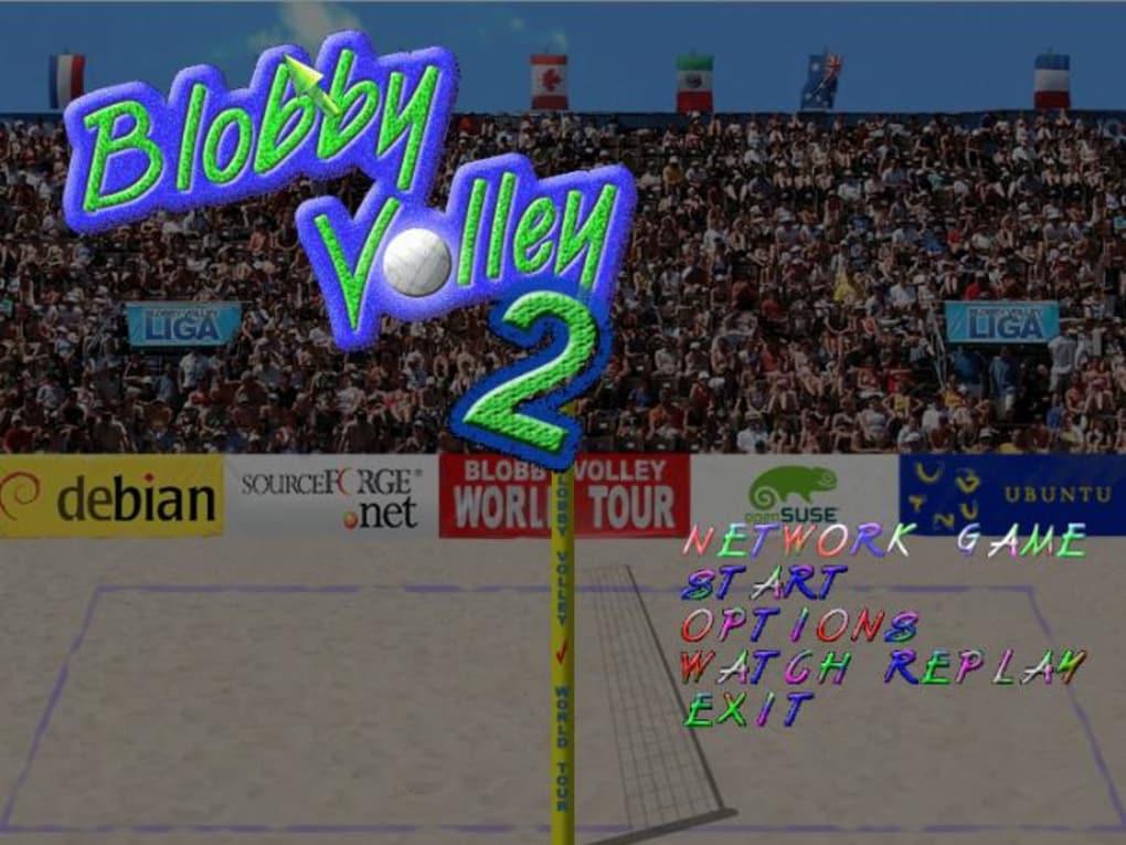 blobby volley gratuit