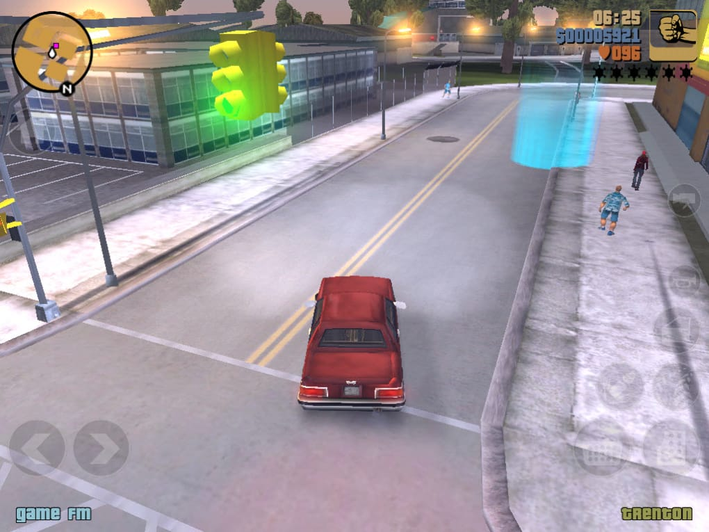 Grand Theft Auto 3 for iPhone - Download
