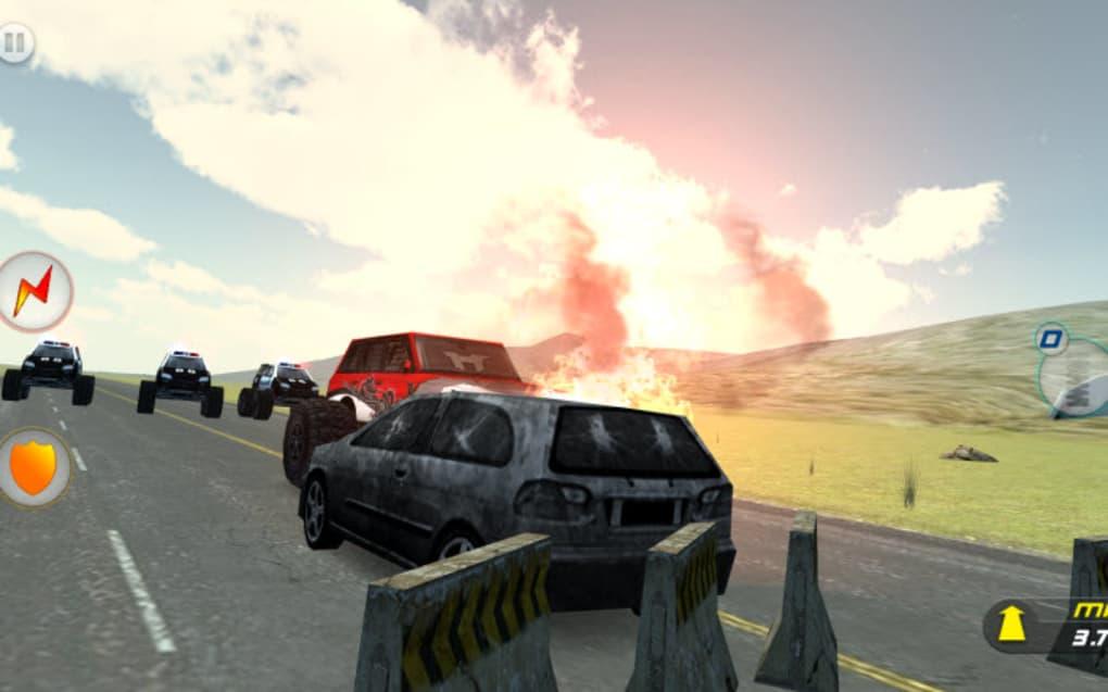 Crazy Monster Truck Escape For Mac Download