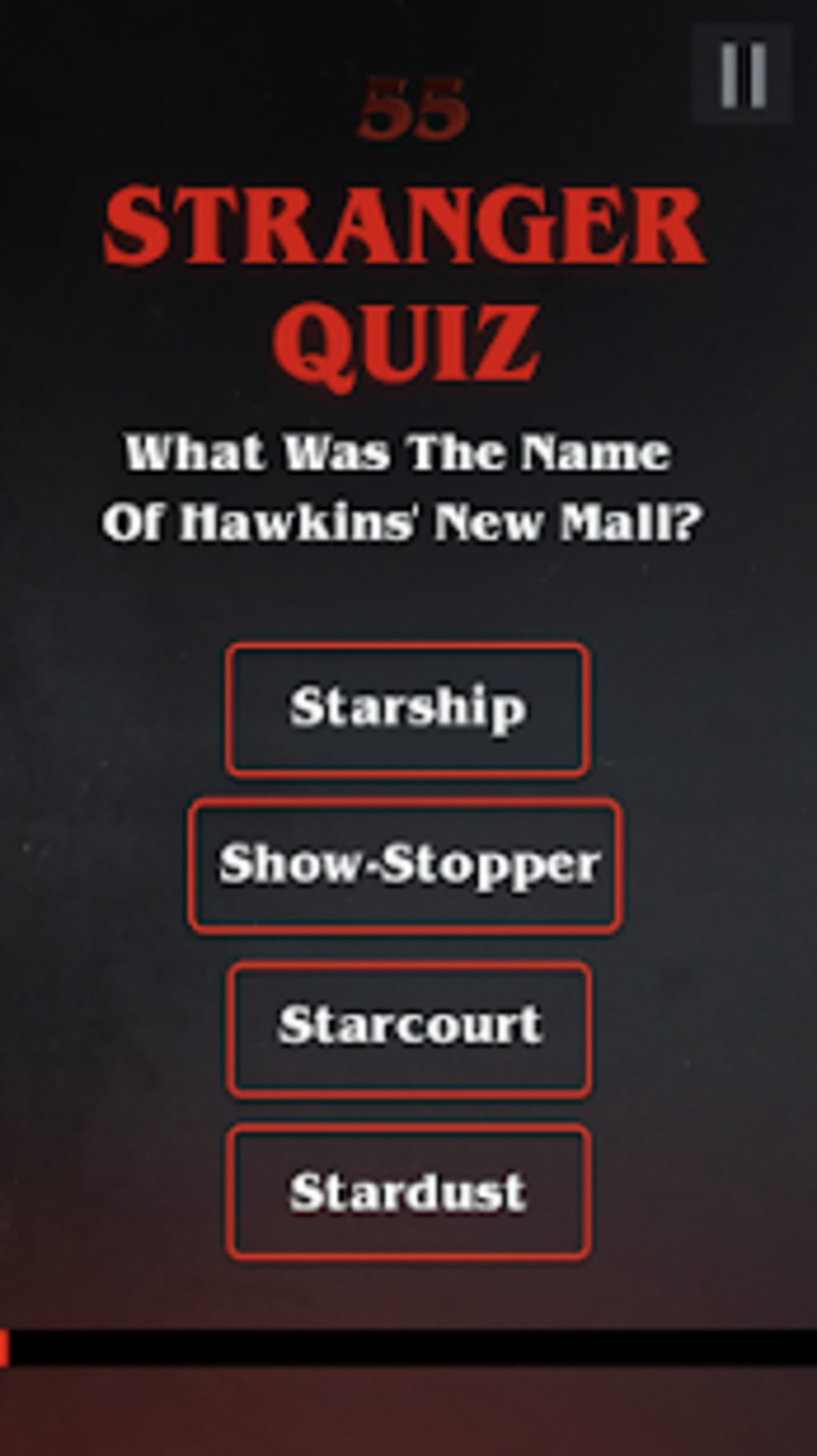 Stranger Quiz Stranger Things Fan Quiz For Android Download