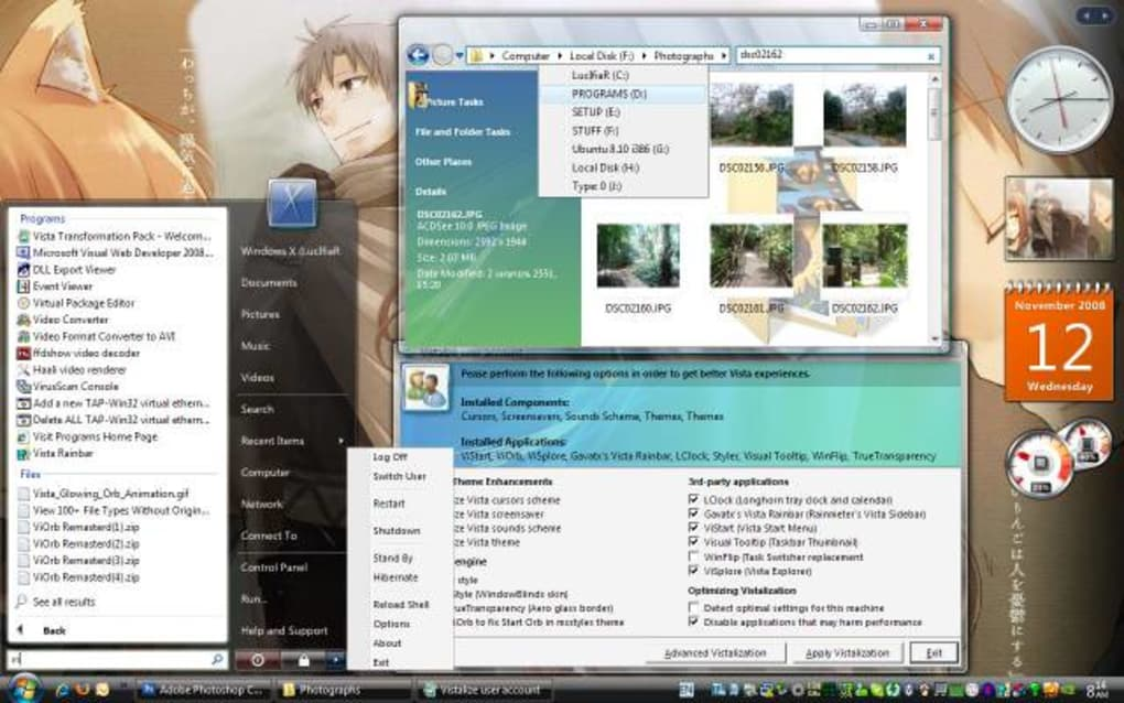 Vista Transformation Pack - Download
