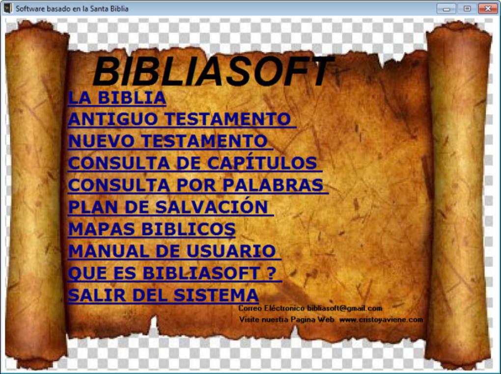 BIBLE LOUIS GRATUITEMENT SEGOND TÉLÉCHARGER LA