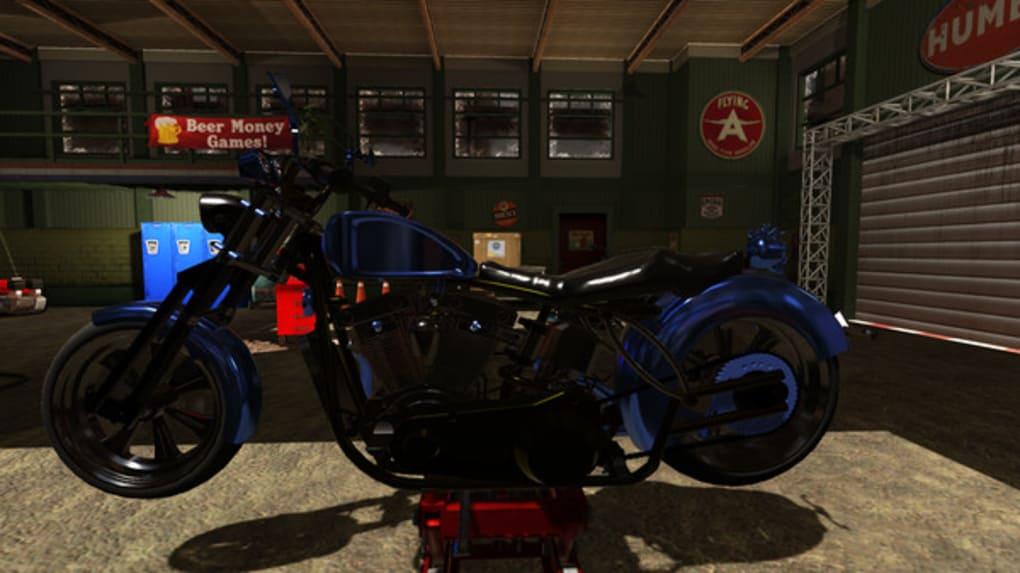 Motorbike Garage Mechanic Simulator - Download