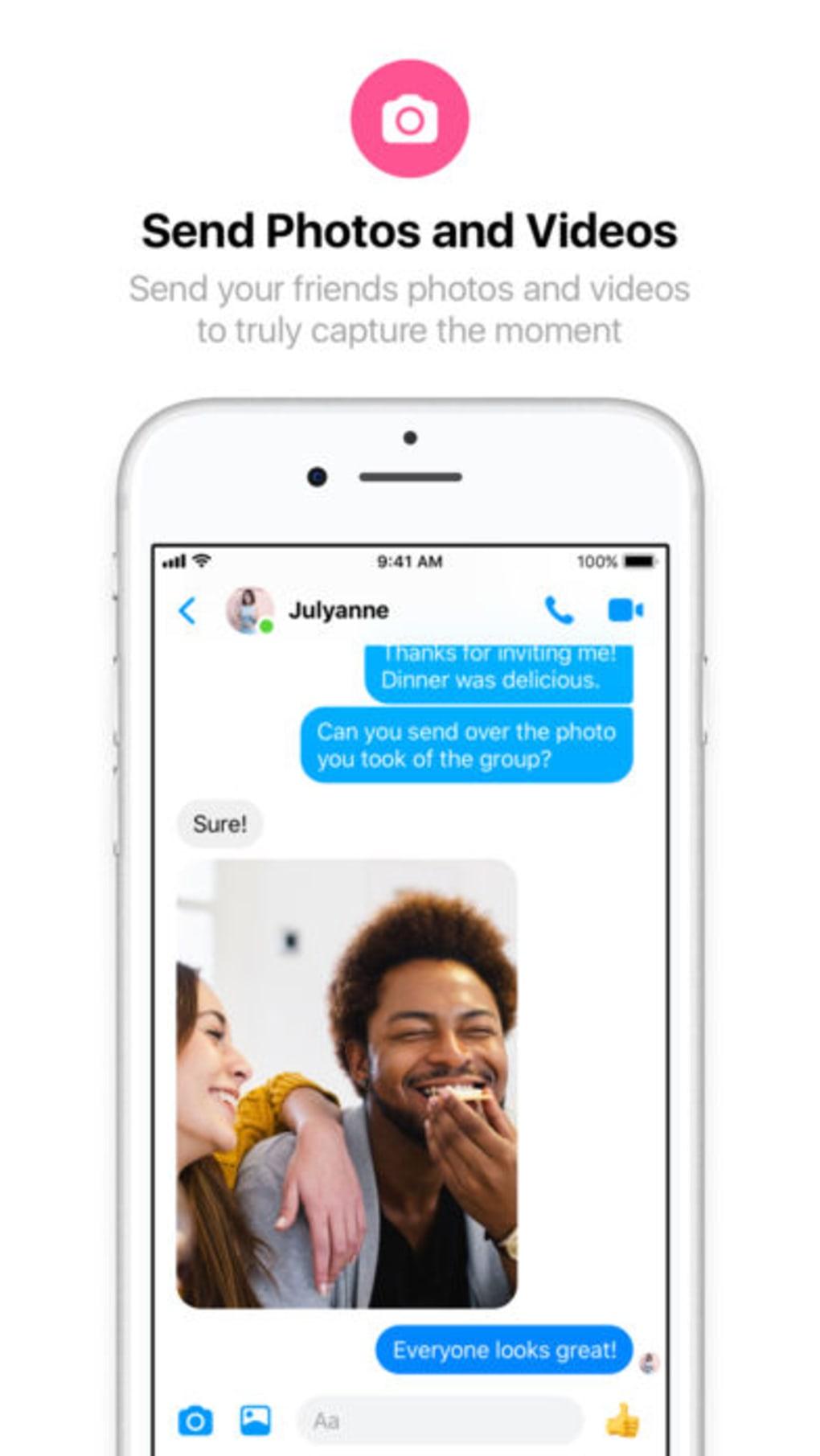 telecharger gratuitement messenger lite