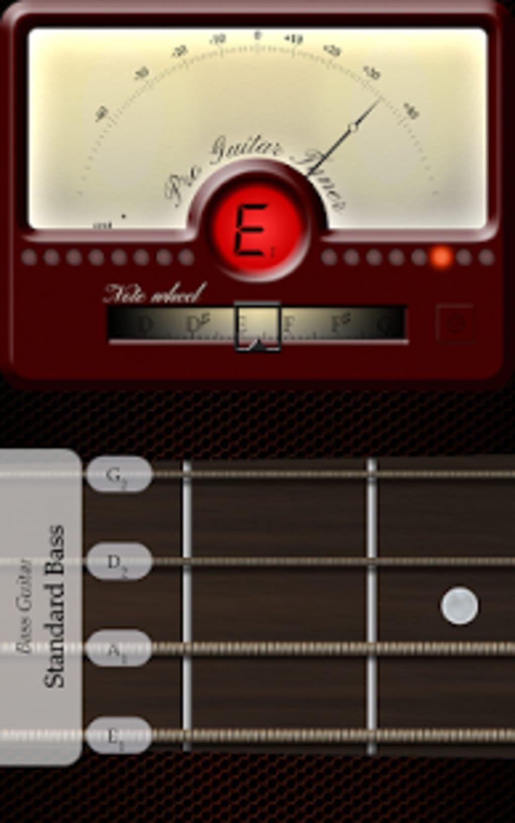 pro guitar tuner for android download. Black Bedroom Furniture Sets. Home Design Ideas