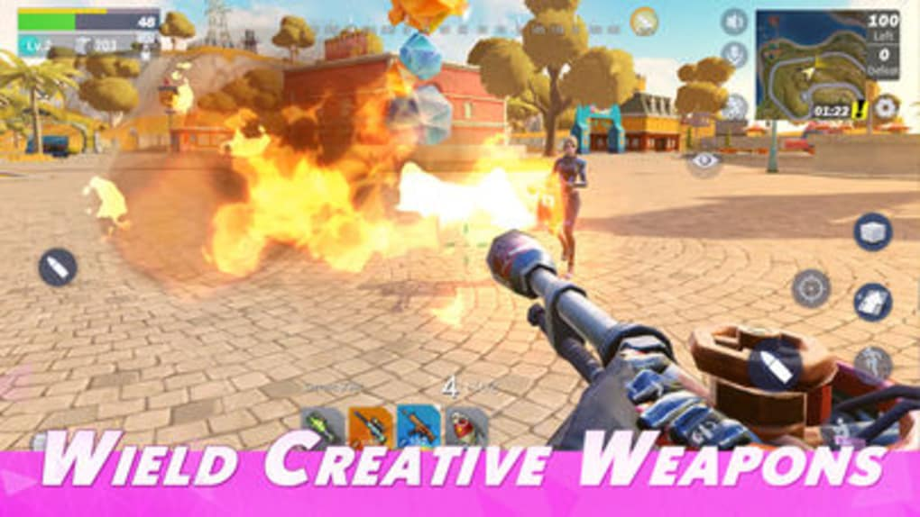 creative destruction for iphone