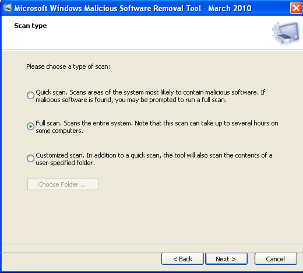 malicious software removal tool ダウンロード