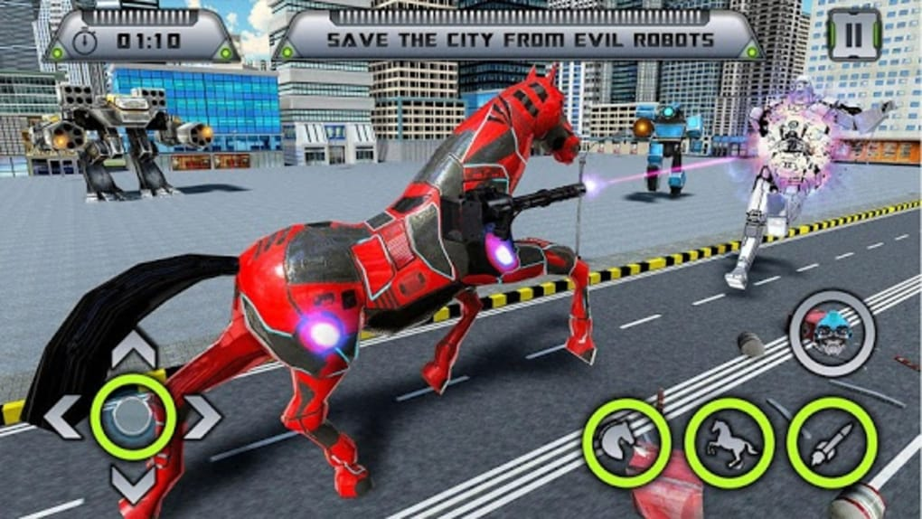 robot car game free download for pc