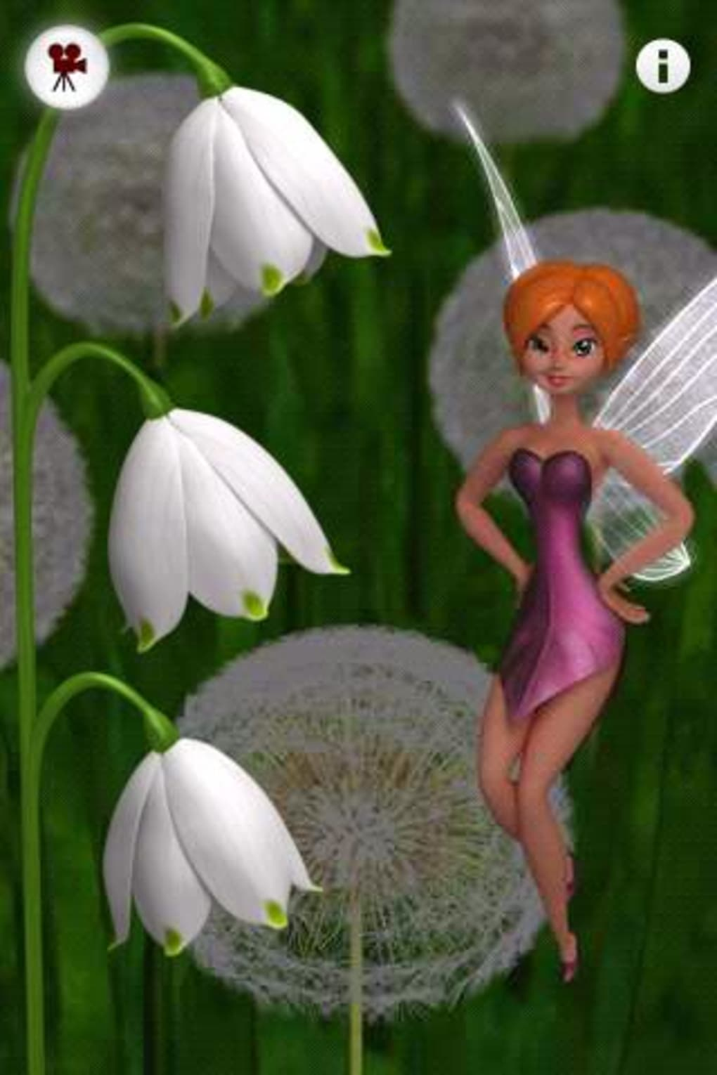 Talking lila the fairy version 1. 0. 9 | free download apps.