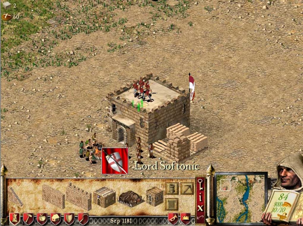 kostenlos stronghold crusader