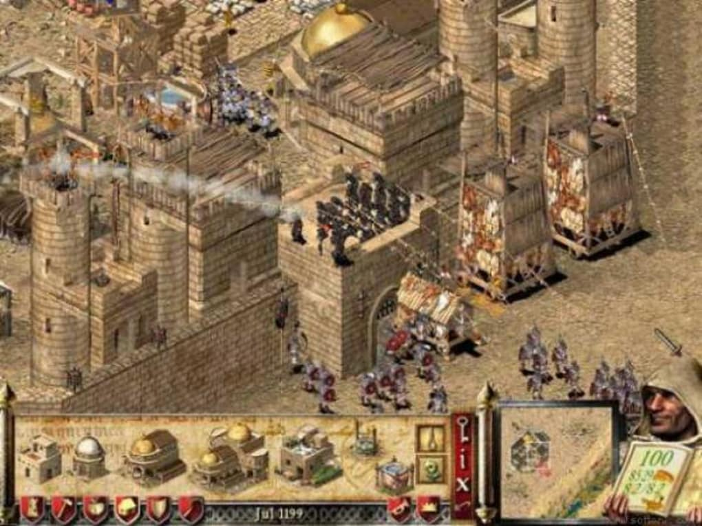 Stronghold crusader pc game free download + instal youtube.
