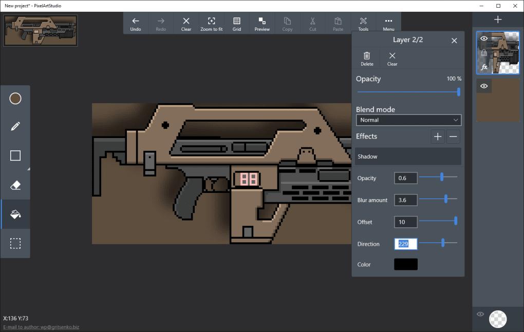 Pixel Art Studio Download