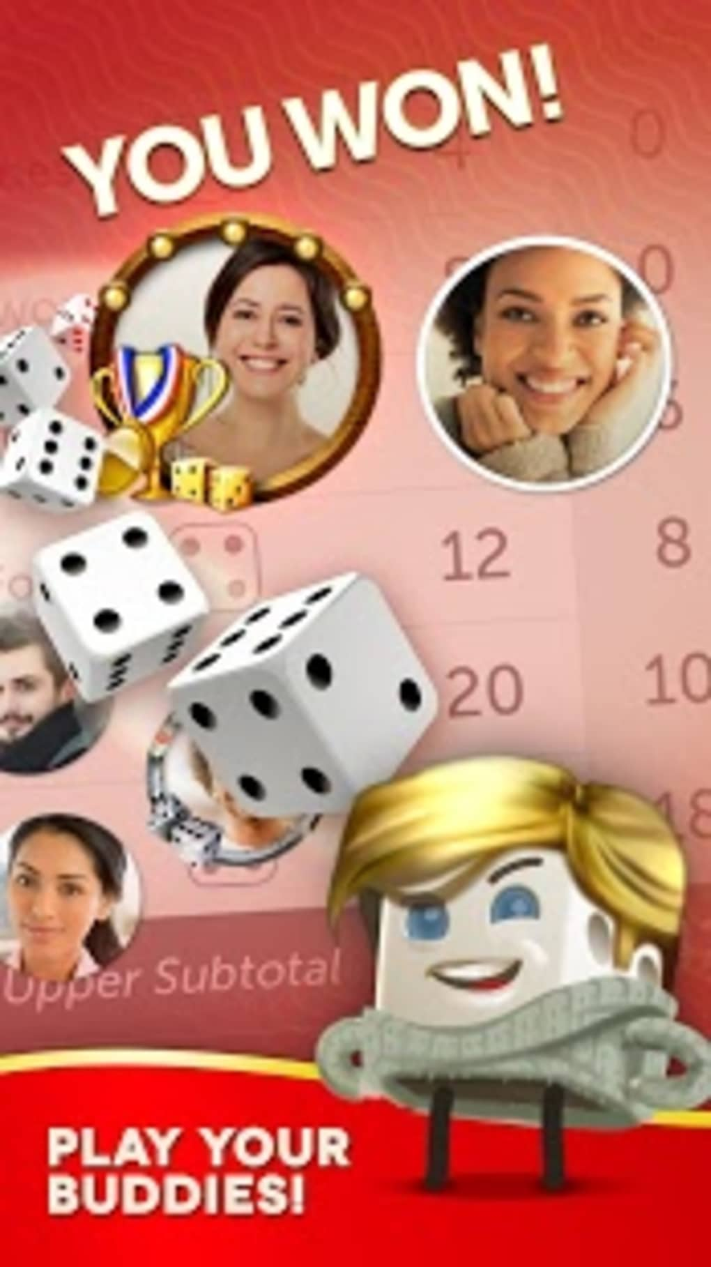 YAHTZEE® With Buddies - Dice! for Android - Download