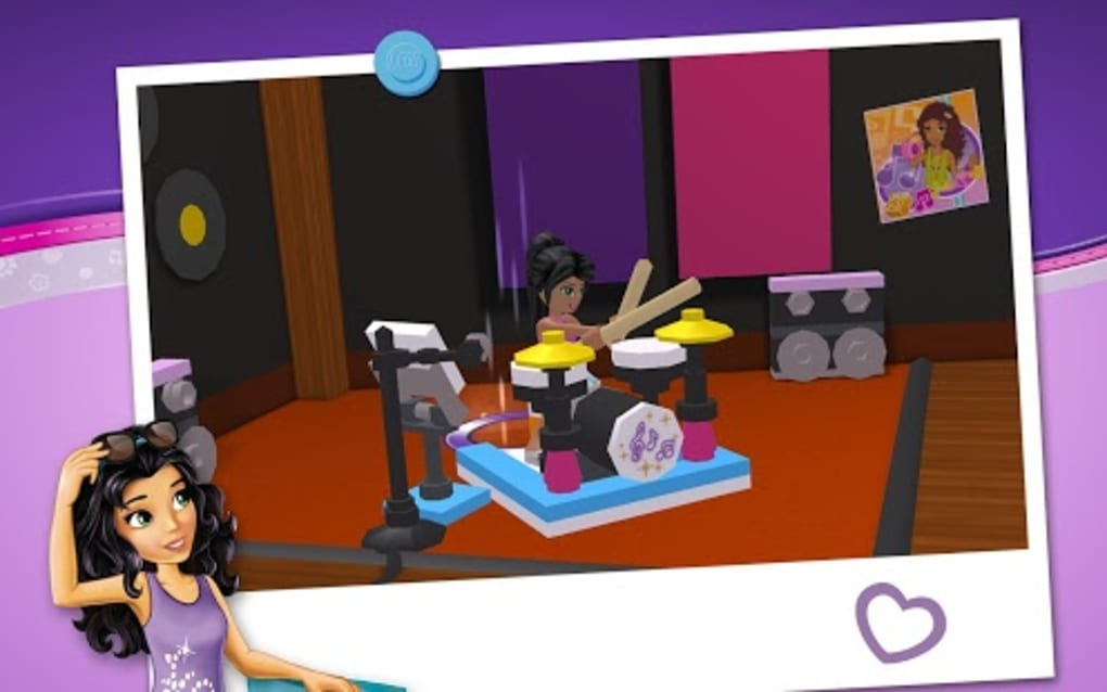 Lego Friends For Android Download