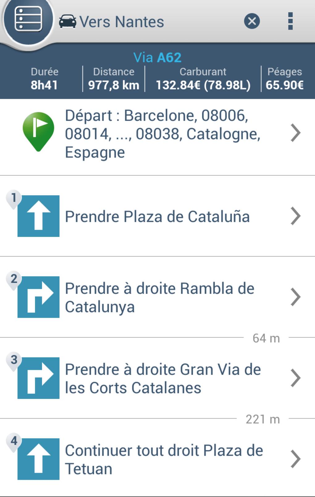 Mappy GPS Free : une application GPS hors ligne gratuite ...