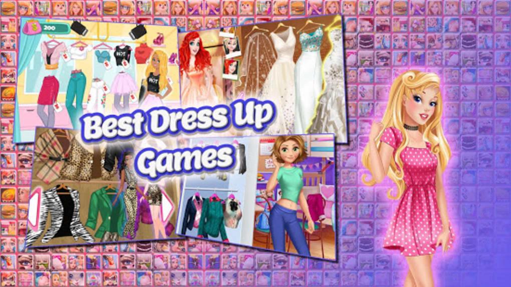 free offline games for girls