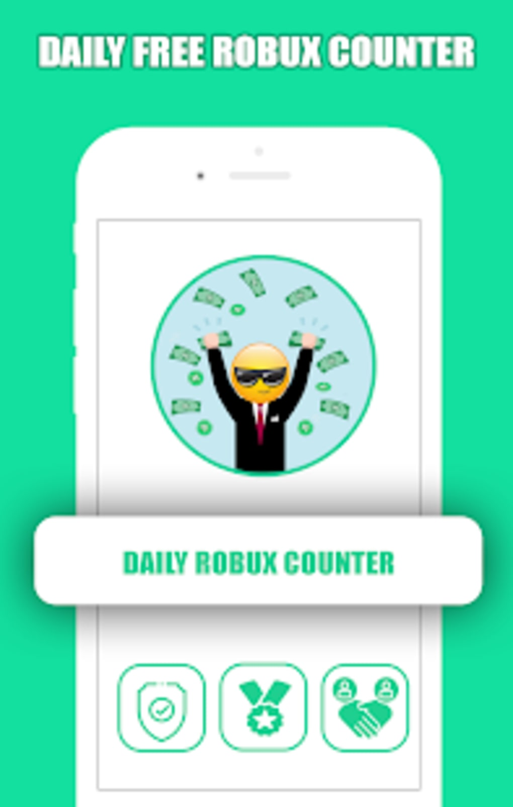 Free Robux Counter For Roblox Rbx Masters For Android Download
