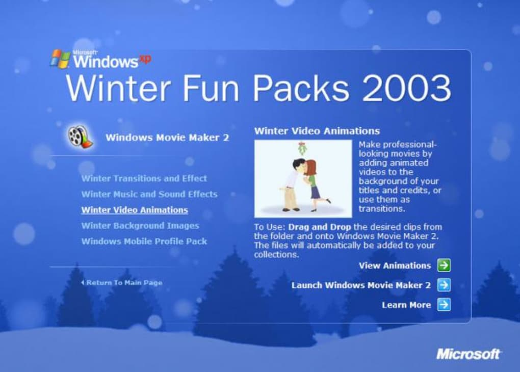 Winter Fun Pack - Download