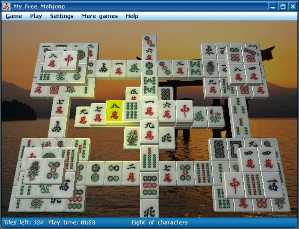 mahjong classico gratis