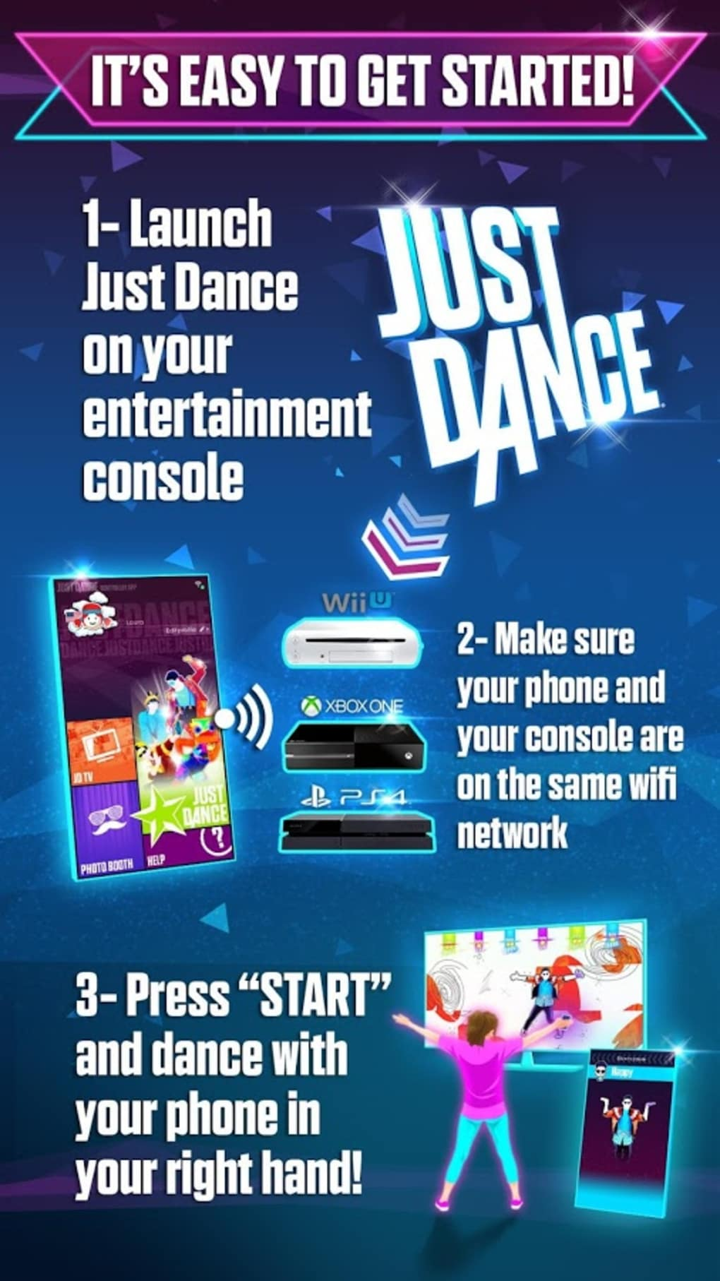Just Dance Controller For Android Download