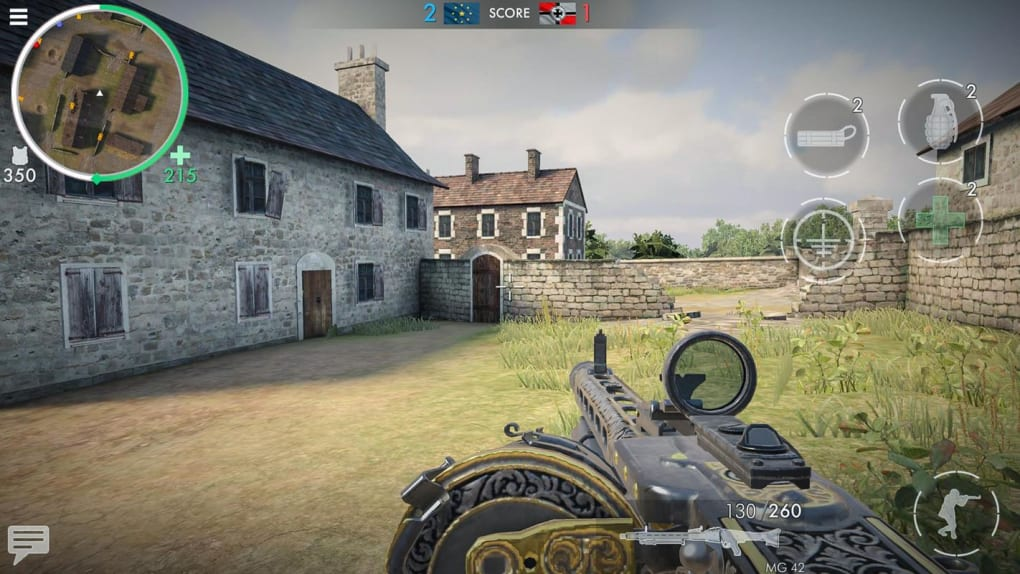World War Heroes: WW2 FPS Shooting game! for Android - Download