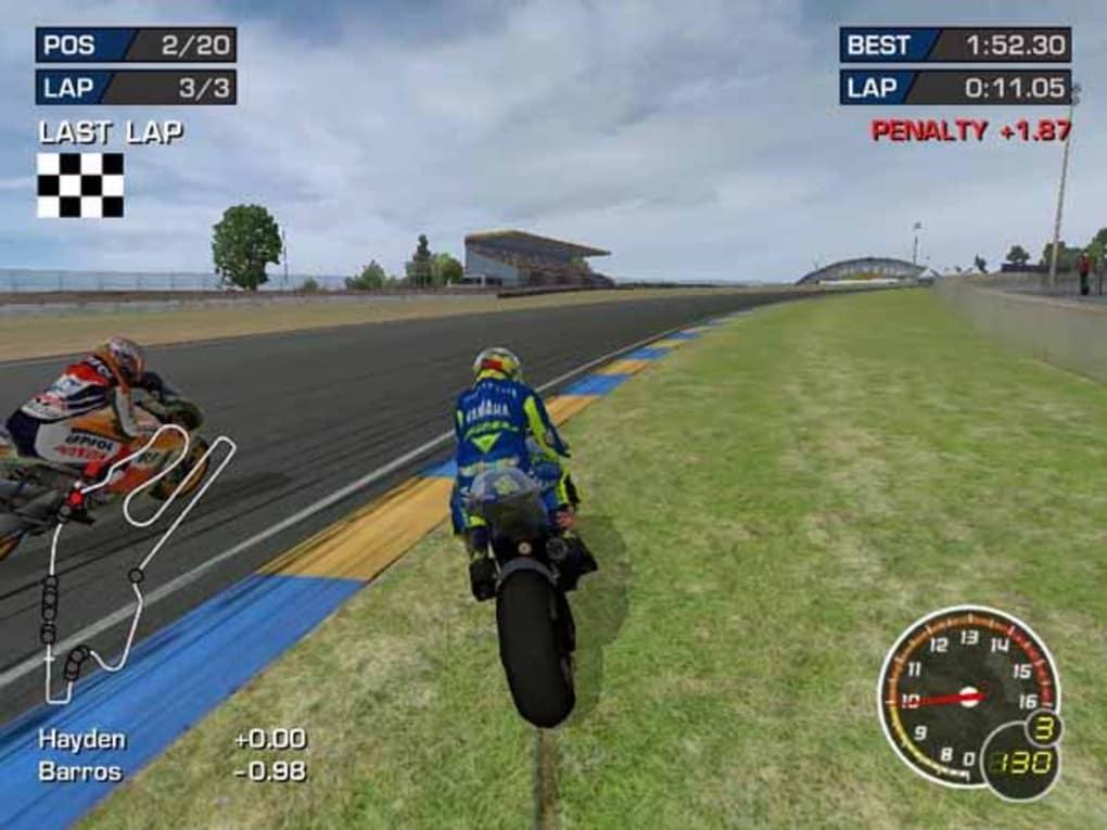 MotoGP: Ultimate Racing Technology 3 - Download