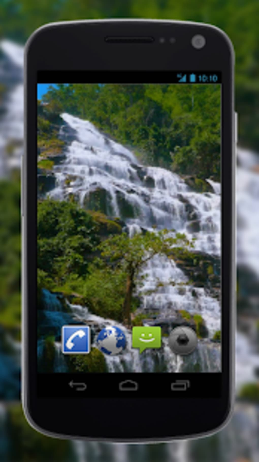 4k Waterfall Video Live Wallpaper Apk For Android Download