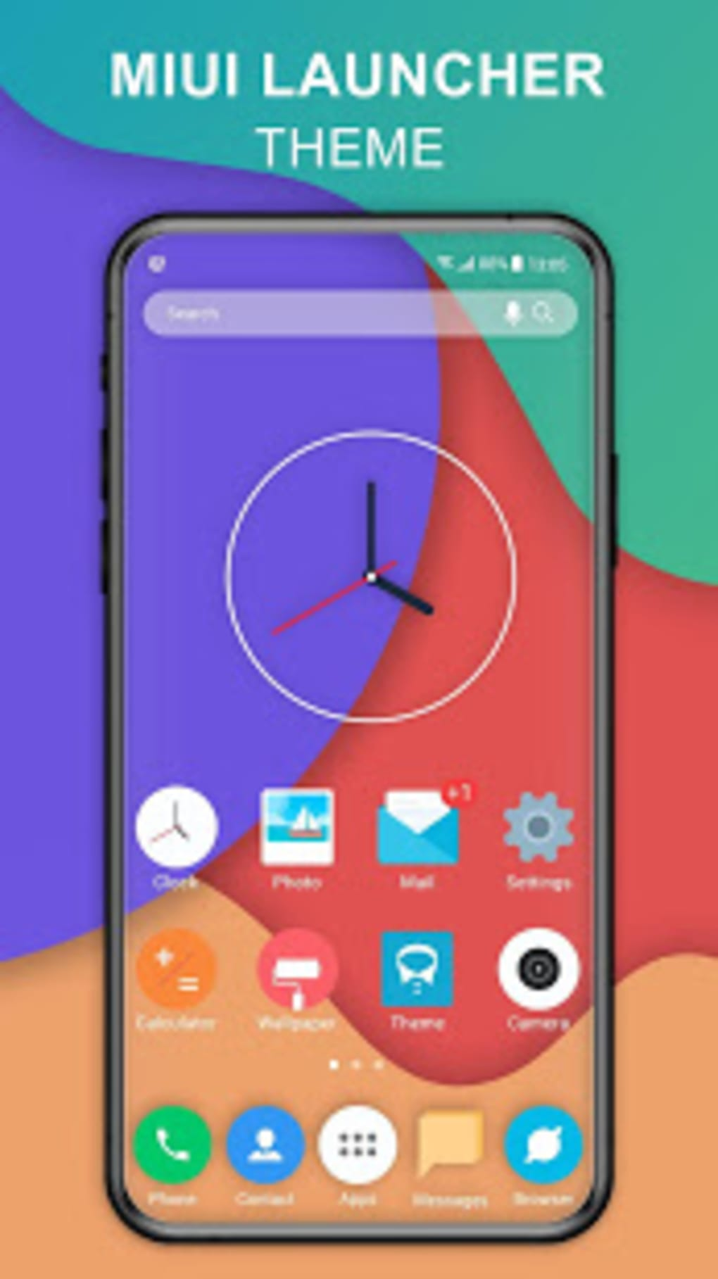 Mi 10 Launcher for Xiaomi MIUI Theme Icon Pack for Android - Download
