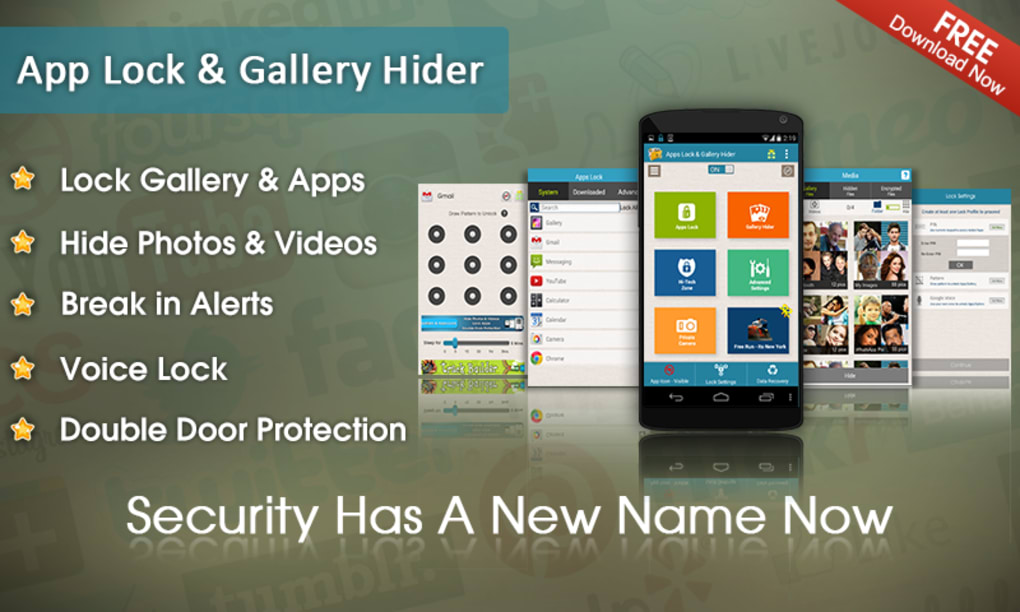 Apps Lock & Gallery Hider for Android - Download