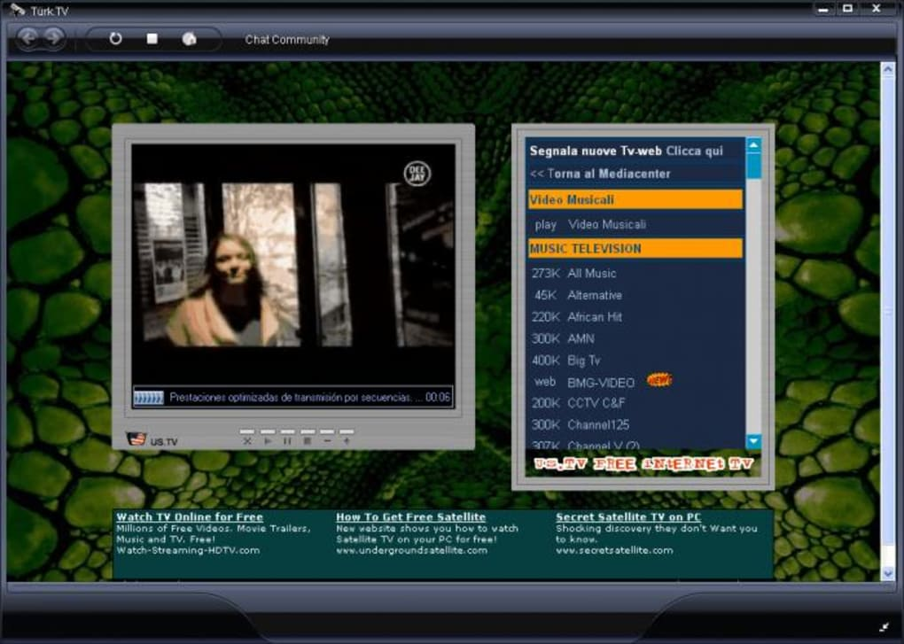 Turk TV - Download