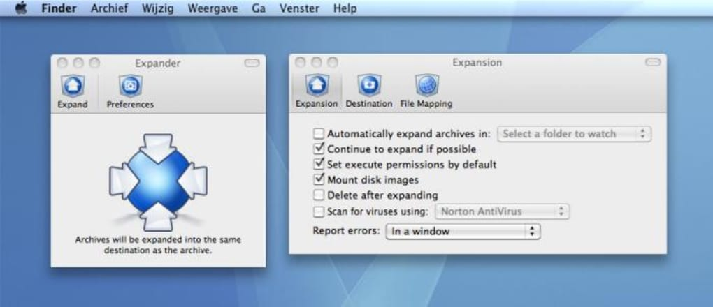 Stuffit Expander voor Mac - Download